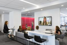 Mashable headquarters by STUDIOS, New York City » Retail Design Blog