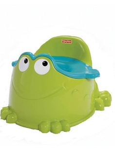 a27c653f018b0 The best tools for potty training - Fisher-Price Precious Planet Froggy  Friend Potty -
