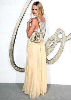 Kate Bosworth rocked head-to-toe Chloe at the fashion label's boutique opening in L.A (2009).