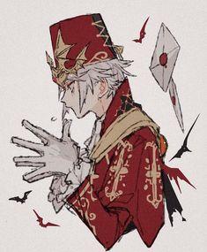 黒猫(@kuroneko0309252)さんのメディアツイート / Twitter Game Character, Character Design, Coraline, Vampires, Persona 5 Joker, Identity Art, Slayer Anime, Cute Art, Art Sketches