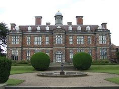 Sudbury Hall from 1995 Pride & Prejudice