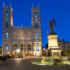 Montreal #travel #canada #architecture