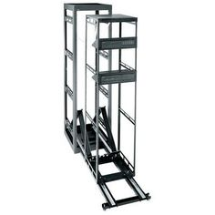 """Middle Atlantic AXS In-wall System Extension for Rackmount Rack Spaces: 40U Space, Model: Includes Brush Gasket and Guide Kit, Depth: 26"""""""