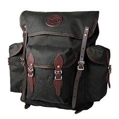 Amazon.com   Duluth Pack Wanderer Pack, Navy, 16 x 15 x 6-Inch   Sports    Outdoors. DiyBushcraft CampingCanoe CampingSchool BagsHiking ... 8c7cb0ca45