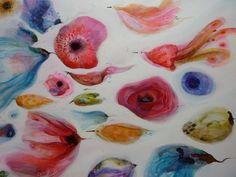 """""""lentebries""""te zien bij Galerie Zininkunst . Walstraat te Deventer."""