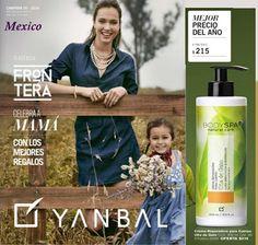 Catalogo de Productos Yanbal Mexico Campaña 5 2016. Regalos por el dia de las madres. Cosméticos con rebaja de Yanbal.