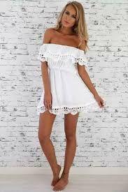 Bildergebnis für weiße strandkleider