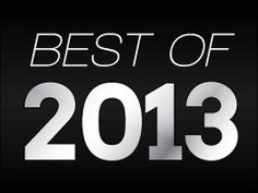 The Best of 2013 - A Zacuto Year in Review