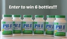 Support Digestive Health with PB 8™️ Probiotics & Giveaway - WEMAKE7