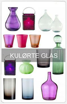 Design & decoration: Colored Glass