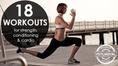 18 new workouts to t