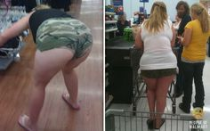 Who Wears it Better: Camo Booty Edition!