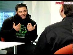 Who is the Vegan Badass? Meet Strongman Patrik Baboumian - YouTube