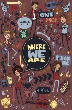 Comment below if you want to join a WWA tour board. x