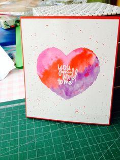 Tarjeta S Valentin