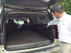 2015 Chevy Suburban and OnStar: Rock Your Road Trip