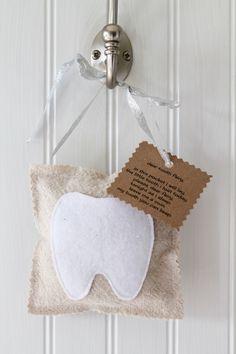 Tooth Fairy Pillow - Handmade