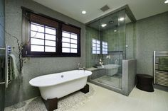 Master Bathroom - contemporary - Bathroom - Sacramento - Debbie R. Gualco