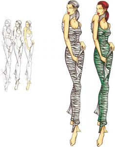 Clothing Design Illustrator Clothing Design