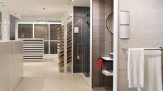 The new #Porcelanosa Associate #shop in Metz, #France #showroom #InteriorDesign   Nouveau #magasin PORCELANOSA Associate à Metz #France