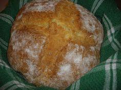 Megfőzlek...: Élesztőmentes és finom is Bread, Food, Brot, Essen, Baking, Meals, Breads, Buns, Yemek