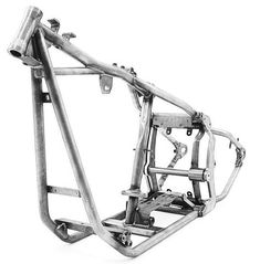 Softail Style Frame - 230/240/250 Tire