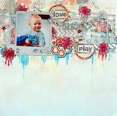 Love-Play / Scrap Friends - Sketch #21