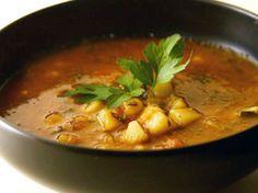 Healthy and Delicious: Mexican Potato Soup | Serious Eats : Recipes