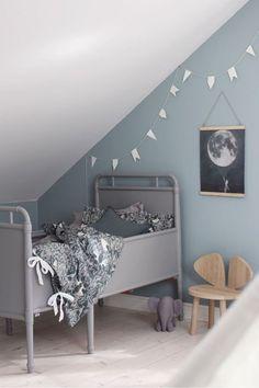 Garbo and Friends - hazels toddler room?