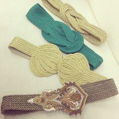 Cinturones joya. David Christian Rachel Zane Outfits, Handmade Accessories, Jewelry Accessories, Bling Belts, Rhinestone Belt, Soutache Jewelry, Belts For Women, Sisal, Belt Buckles