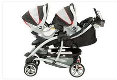 Graco Quattro Tour Duo Double Stroller - Graco Quattro Tour Duo Travel System for Twins