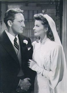"""ricksginjoint: """" Find more of Katharine Hepburn, Spencer Tracy and other classic hollywood icons here """" The love of her life…and, she, the love of his Hollywood Actor, Golden Age Of Hollywood, Hollywood Stars, Hollywood Actresses, Classic Hollywood, Old Hollywood, Actors & Actresses, Hollywood Costume, Katharine Hepburn Spencer Tracy"""