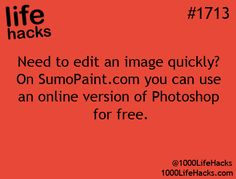 Photoshop for free...