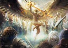 Angel's gift by BGK-Bengiskhan on DeviantArt