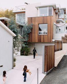 LA: bornstein residence exterior. 11/13/2011 via @Dwell Media