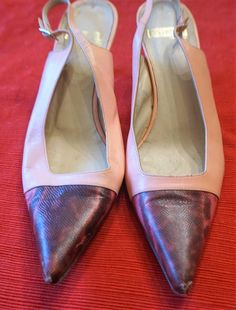 cb7ee5bc54775 8 Best Vintage shoes images in 2017 | Vintage shoes, 1960s, 1970s