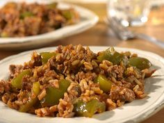 If you love the flavor of stuffed peppers, but don't want all the fuss, try this easy skillet dish that features great taste and less work...what could be better?