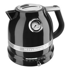 Electric Water Boiler/Tea Kettle from the KitchenAid Pro Line: Multiple Colors, Item KEK1522