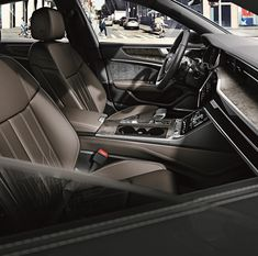 Should you like following the most recent happenings of the auto world, you will need to have seen a number of the rising developments on this sphere ... #Audi #CarInterior Audi A7 Interior, Interior Photo, Car Wallpapers, Car Wrap, Happenings, Car Seats, Automobile, Number, Events