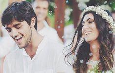 Casamento de Felipe Simas e Mariana Uhlmann