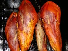 Practice with Practitioner - Simple Way To Make Smoked Poultry Polish Recipes, Polish Food, Smoking Meat, Charcuterie, Simple Way, Bon Appetit, Poultry, Sausage, The Cure