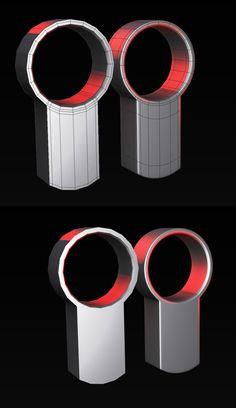 FAQ: How u model dem shapes? Hands-on mini-tuts for mechanical sub-d AKA ADD MORE GEO - Page 106 - Polycount Forum