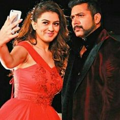 Hansika motwani and jayam Ravi in bogan film