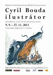 Cyril Bouda - výstava - Sládečkovo vlastivědné muzeum v Kladně