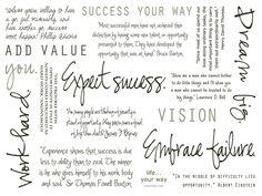 Motivational Quotes Printable & Desktop Background