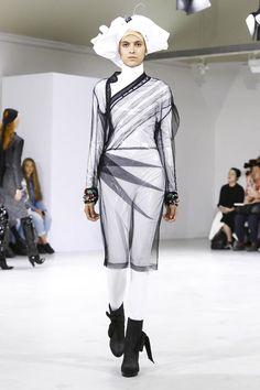 AF Vandevorst Couture Fall Winter 2018 Collection in Paris