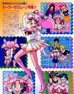 Bishoujo Senshi Sailor Moon: Chibiusa story - Minitokyo