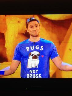 Russel Howard #pugs not drugs #dogs
