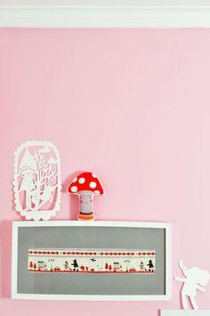 mushroom rattle  by PinkNounou
