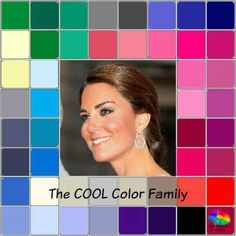 Color analysis COOL - #Cool color analysis http://www.style-yourself-confident.com/color-analysis-cool.html